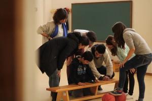 Cinco institutos de Galicia participan un ano máis no Laboratorio de Educación para o Desenvolvemento impartido por Agareso