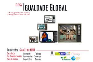 O Concello de Pontevedra convértese durante unha semana en capital galega da cooperación e a loita contra a desigualdade global