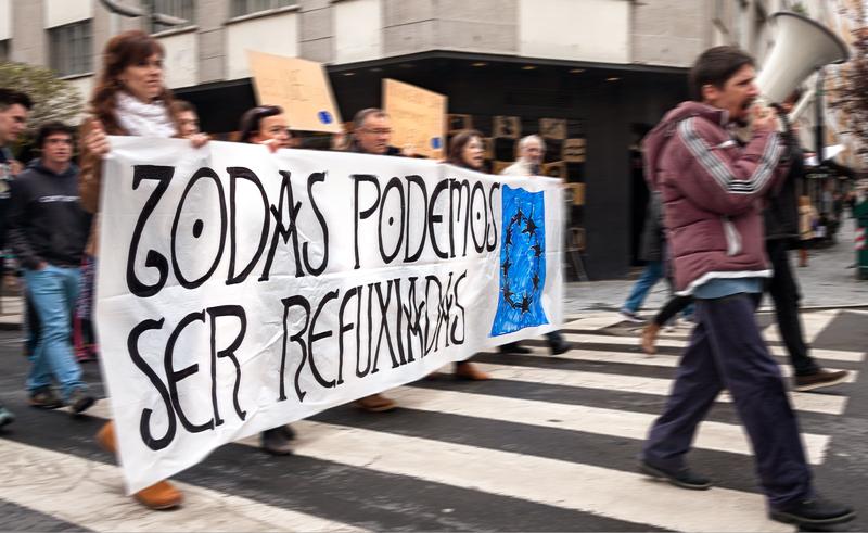 """As casas baleiras, xente sen casas: """"Galicia sen fronteiras"""" un blog nacido do xornalismo social"""