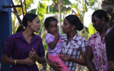 Comezamos nun novo país: República Dominicana