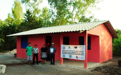 Un equipo de AGARESO visita os proxectos financiados por Cooperación Galega en Guatemala