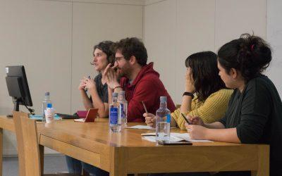 """Catro ONGD´s ofrecen a súa visión sobre a cooperación ao alumnado do seminario """"Xornalismo Social e Cooperación Internacional"""""""