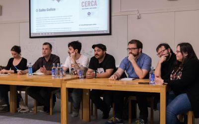 Turno para los medios de comunicación alternativos en el Seminario de Xornalismo Social