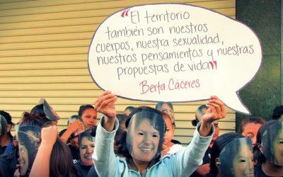 El feminismo hondureño llega a los institutos gallegos de la mano de O Mundo que Queremos