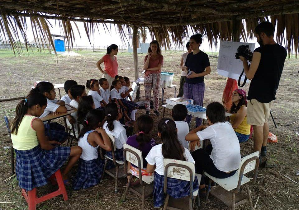 Gravamos en Guatemala un documental sobre o dereito á educación, xunto a ASF