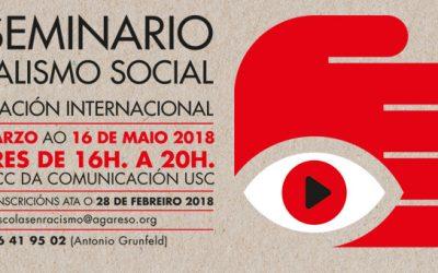 """Os traballos do VIII Seminario """"Xornalismo Social e Cooperación Internacional"""""""