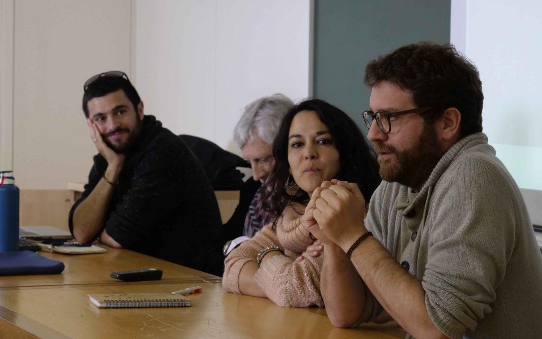 Inauguramos o IX Seminario de Comunicación Social e Cooperación Internacional