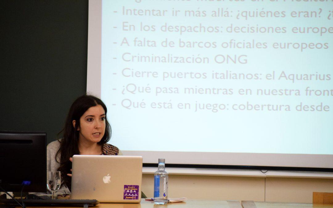 Xornalismo e Dereitos Humanos no IX Seminario de Comunicación Social e Cooperación Internacional