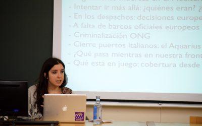 Periodismo y Derechos Humanos en el IX Seminario de Comunicación Social y Cooperación Internacional