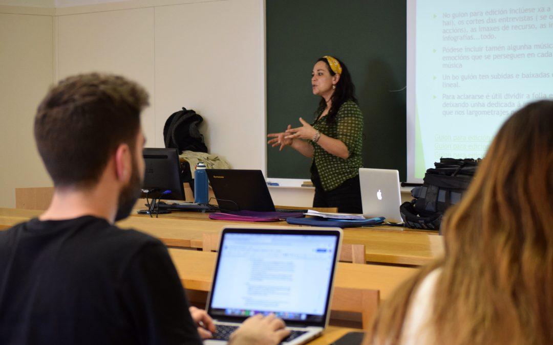 El audiovisual como compromiso de cambio de mano del IX Seminario de Comunicación Social y Cooperación Internacional