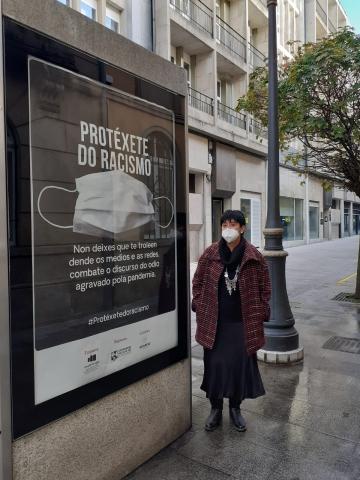 O Concello de Lugo replica a campaña contra o discurso de odio agravado pola Covid