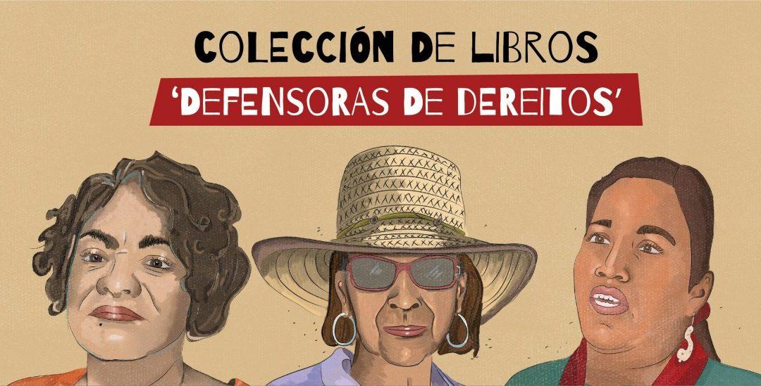 Publicamos las biografías de tres mujeres activistas de Honduras, México y Guatemala escritas por Lara Dopazo