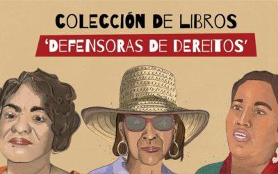 Publicamos as biografías de tres mulleres activistas de Honduras, México e Guatemala escritas por Lara Dopazo