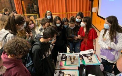 A Tribo visita a Facultade de Educación e Traballo Social da Universidade de Vigo en Ourense